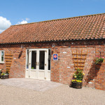 Accommodation at Dining room in Redhouse Farm Bed & Breakfast near Lincoln