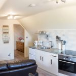 Living area of Oakloft self catering accomodation in Lincolnshire
